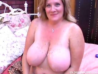 beautiful aged big beautiful woman deedra enjoys