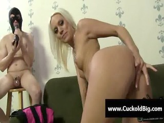 cuckold sessions - interracial group fuck 57