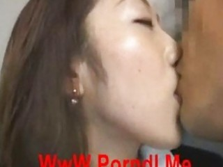 Japan porn  milf public blowjob on elevator  03