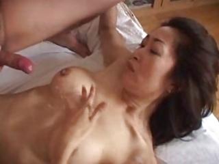 older japanese cougar 6 uncensored