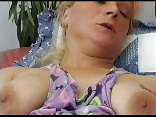 golden-haired salope anal inserts by troc
