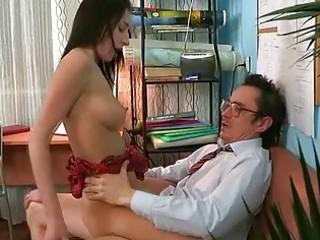 blow job for older teacher