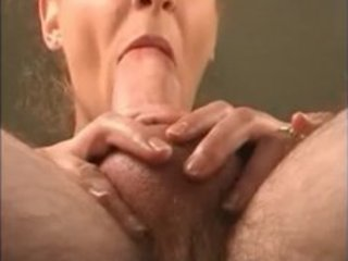 Close up pov blowjob milf cim facial bukkake