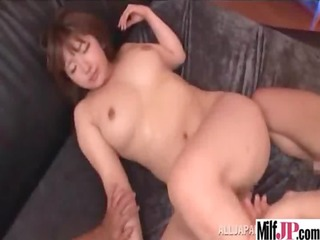 asian japanese breasty wench milf acquire