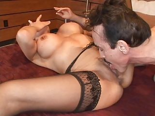 redhead milf t live without a big hard penis
