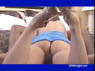 charming redhead housewife acquires a dirty