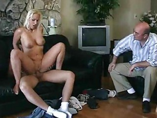 cuckold spouse watches his d like to fuck wife