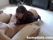 sexy mother i gives priceless blowjob and cook