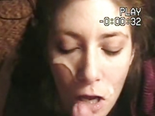 american wife likes to acquire facial