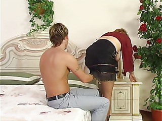 russian aged viola fucked by juvenile boy