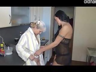 granny and gal