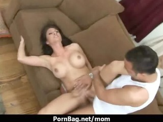 large melons mama acquires hard pecker 410