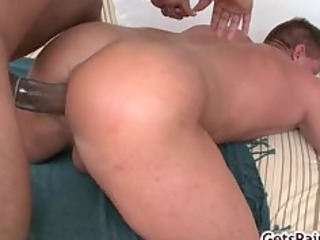 older muscle boy engulfing black dick part11
