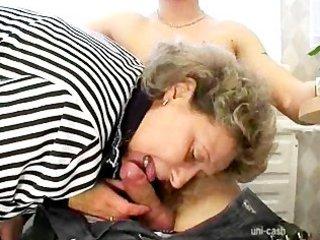 hairless sexy lad fucks grandma to ecstasy