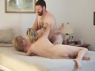 hot amateur swinger wifes gets the dong f