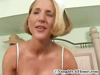 nurse cures her patients sex frenzy by servicing
