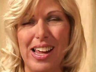 mature golden-haired likes fucking with her