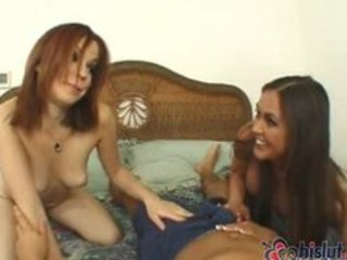 mom and daughter get screwed by large ramrod