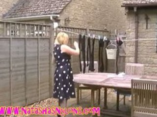 floozy d like to fuck wife in hose teasing the