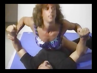 mixed wrestling-part 4