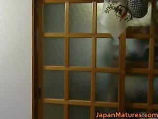 japanese milf enjoys hot sex part9