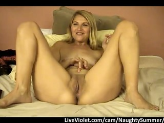 cheating-wife from florida performs on webcam