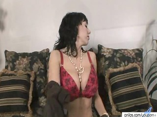 breasty pantyhose fingering mother i