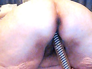 butt up and worthy toy with closeups