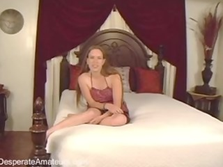 real amateurs st time on film