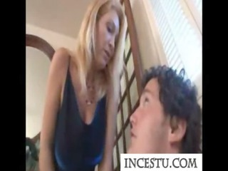 son forced to lick mama at incestu.com