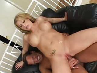 tattooed golden-haired d like to fuck with big