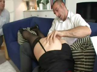 british d like to fuck in nylons receives her