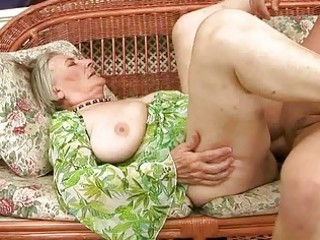 very old granny acquires fucked hard