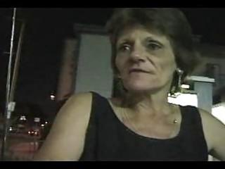 furious team fuck with a grannie