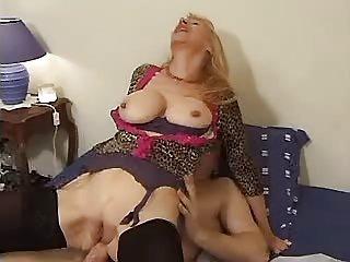 up grannies butt