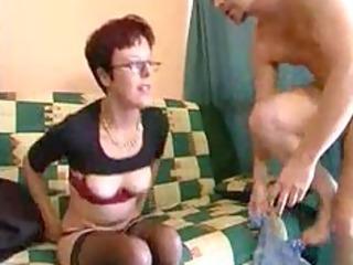 zora granny 31 in black stocking aged older porn