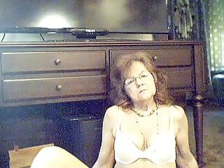 61 y.o. ravishing hot granny with lengthy hair
