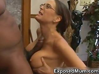 hawt mother i in glasses deepthroating dark part11