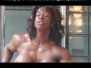 melody darksome ebony cumshots ebony gulp