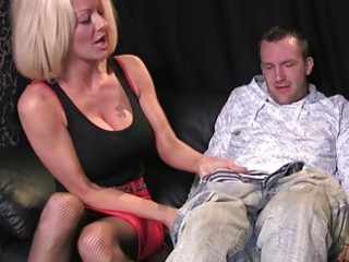 breasty golden-haired d like to fuck in wild oral