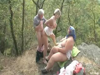 voyeuristic lewd youthful blonde bitches