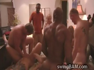 perv go wild pumping every others wives in