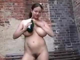 eager d like to fuck drinks up the champagne and