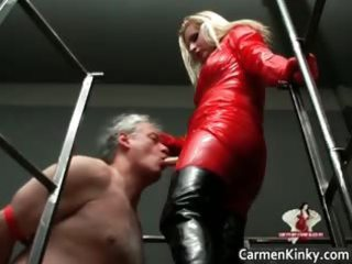 two hawt sexually excited hot body latex mother i