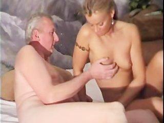 grandpa acquires laid afresh