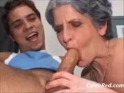 granny anal pumping cumsho