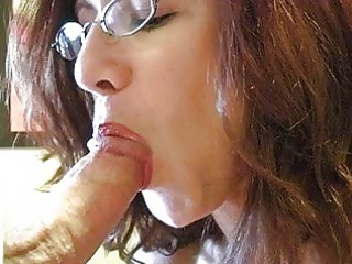 redhead momma with massive love melons and