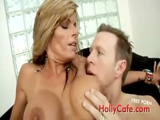 kristal summers, breasty cougar large tits blonde