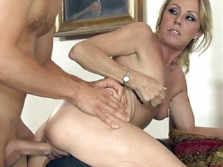 aged whore used hard and coarse