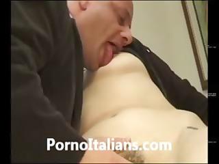 matura milf italiana pompino in ufficio - italian